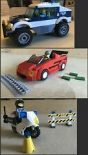 LEGO 60007 City Police High Speed Chase 100% complete set with minifigs