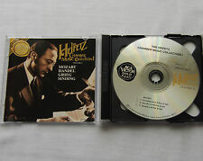 HEIFETZ Chamber Collection Vol.9 MOZART-HANDEL-GRIEG-SINDING GERMANY 2CD RCA