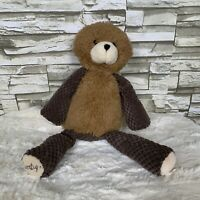 Scentsy Buddy Brown Barnabus Bear Stuffed Plush 2011 No Scent Pack