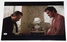 QUENTIN TARANTINO & HARVEY KEITEL Signed 12x18 PULP FICTION Movie Photo PSA/DNA