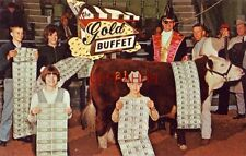 THE GOLD BUFFETS, 2 locations in MISSOURI & IOWA with AMERICAN ROYAL EXHIBITORS