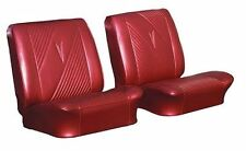 1965 Pontiac Lemans, GTO Bucket Seat Cover Set -Authentic OEM Reproduction