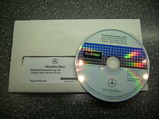 ORIGINALE Mercedes Benz w126, scientifica, Officina Manuale, manuale di riparazione su CD