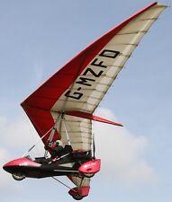 Rapier British Flying Wing Mainair Sports Trike Mahohany Wood Model Large New