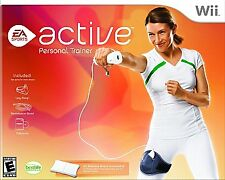 EA Sports Active (Nintendo Wii, 2009) Game Only