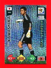 SOUTH AFRICA 2010 - Adrenalyn Panini - Card Goal Stopper - KAWASHIMA - JAPAN