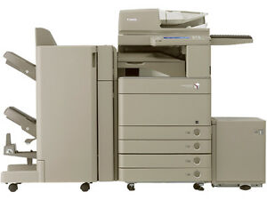 Canon imageRUNNER ADVANCE C5051+ FINISHER and FEEDER