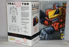 New Transformers KFC Toys MP Proportion Blaster Transistor Figure in Stock
