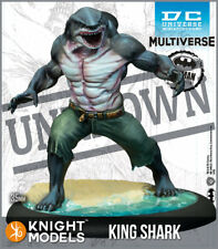 KNIGHT MODELS DC KING SHARK TV SHOW RESIN NEW