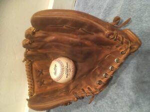 Vintage 60s MacGregor PBC Frank Robinson Baseball Glove Mitt Ultra RARE Orig !