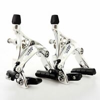 Tektro R539 Road Caliper Barke W/QR Design Front/Rear or Set SIlver  Color