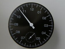 Cadran montre MONO Aiguille ETA UNITAS 6498 Single hand watch dial SET 38.7mm WH