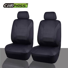 CAR PASS Universal fit for vehicles Neoprene waterproof 2 front car seat covers