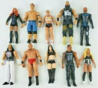 WWE Basic Series Wrestling Action Figure Mattel You pick figure Updated 5/7/21
