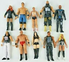 WWE Basic Series Wrestling Action Figure Mattel You pick figure Updated 12/2