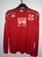 Deuil Enghien F.C. 2011 Football Shirt Xs France long sleeves