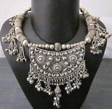 Womens Hot Fashion Jewelry Statement Necklace Choker Vintage Boho Afghan Banjara