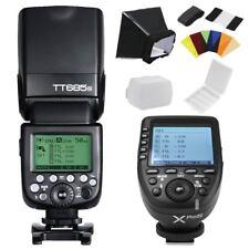 Godox TT685N 2.4G TTL 1/8000s Flash Speedlite + Xpro-N Trigger for Nikon DSLR