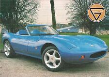 Ginetta G27 Roadster 1995 UK Market Leaflet Brochure Cosworth Astra Zetec Pinto