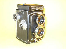 Rolleicord III Model K3B - vintage TLR - Refurbished and perfectly working!