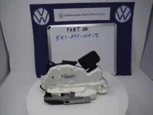 Genuine Volkswagen Door Lock Actuator Motor 5K1-837-015-J