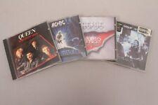 Metallica ACDC The Razors Edge Ballbreaker Queen Greatest Hits CD´s Lot Konvolut