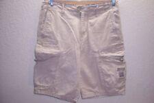 Shorts e bermuda da uomo Volcom marrone in cotone