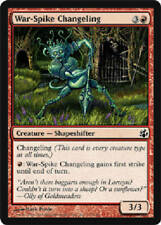 WAR-SPIKE CHANGELING Morningtide MTG Magic the Gathering DJMagic