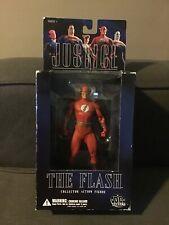 2005 DC Direct Justice League Series 1 THE FLASH Action Figure