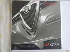 156 Paper 2002 Car Sales Brochures