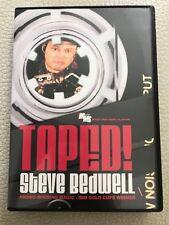 Steve Bedwell - Taped DVD Magic Tricks