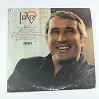 Perry Como Perry The Ray Charles Singers  RCA CPL-0585 Vinyl LP Record Album