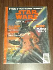 STAR WARS #7 BRITISH MONTHLY MAGAZINE APRIL 1993