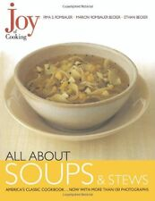 Joy of Cooking: All About Soups and Stews by Irma S. Rombauer, Ethan Becker, Mar