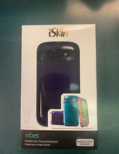 iSkin Vibes Case for BlackBerry Torch 9850/9860 - Purple,  VB9860-PE4