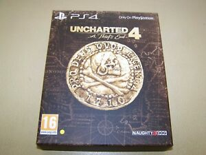 Uncharted 4 Special Edition  PS4 ** New & Sealed**