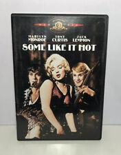 New listing Some Like It Hot (1959) Black & White Mgm Marilyn Monroe Tony Curtis Jack Lemmon