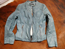 OAKWOOD-Lederjacke-Gr.XL-TOP-