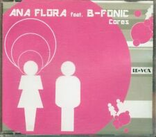 Ana Flora Feat. B-Fonic - Cores 4 Tracks Cd Ottimo