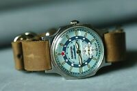 Watch POBEDA Comandirskie Men's Mechanical Submarine Hand watch RUSSIAN MILITARY