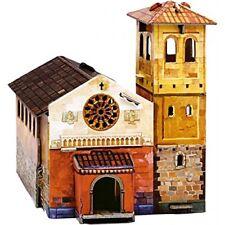 Clever 3D 14218 -Puzzle de cartón de Antigua Iglesia Medieval