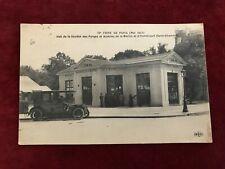 carte postale ancienne voiture N 42 10 eme foire de paris