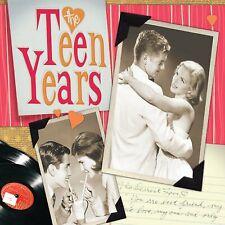 Time Life The Teen Years 10 CD Box Set Various Artists Brand New Box Set