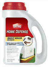 Insect Bug Killer Granules Kill Ant Spider Centipede Outdoor Home Pest Control