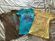 Womens XS Aeropostale tees - lot of 3