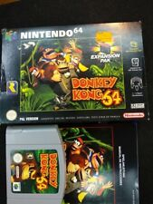 Nintendo 64-n64 juego Donkey Kong 64 (mercancía b) #077b