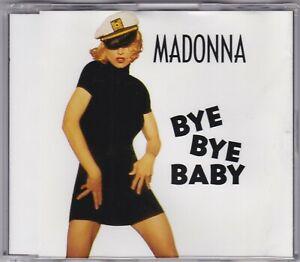 Madonna - Bye Bye Baby - CD (7 x Track Australia)