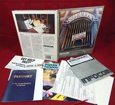 2 Apple: Bureaucracy-Infocom 1987