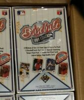 1991 Upper Deck Baseball Factory Sealed Box Series 1 Jordan SP1 Nolan Ryan Auto?