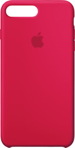 Apple   iPhone 8 Plus / 7 Plus Silicone Case - (PRODUCT)RED Rot